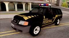 Chevrolet Blazer Federal Police of Brazil