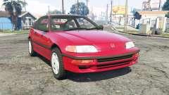 Honda CR-X (EF) 1991