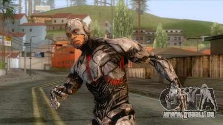 Injustice 2 - Cyborg für GTA San Andreas