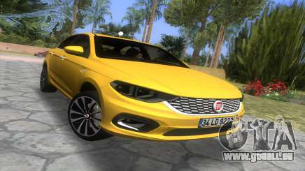 2016 Fiat Tipo pour GTA Vice City