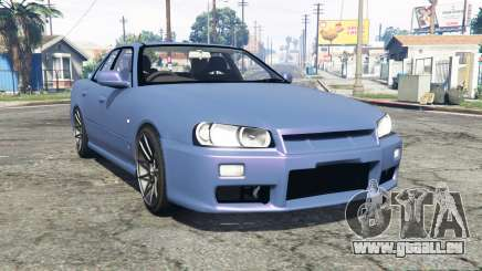 Nissan Skyline GT sedan (ER34) [replace] pour GTA 5