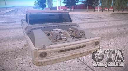 Chevrolet C10 pour GTA San Andreas