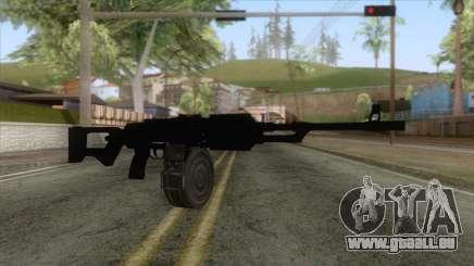 GTA 5 - MG Assault Rifle für GTA San Andreas
