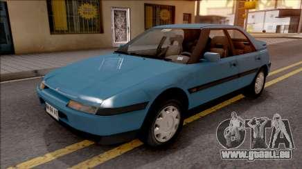 Mazda 323F 1992 für GTA San Andreas