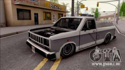 Bobcat Al Piso für GTA San Andreas