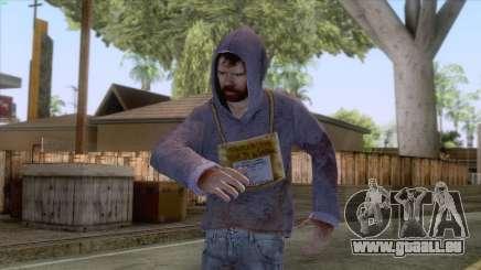 Hugo Chavez Frias Skin pour GTA San Andreas