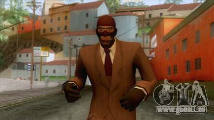 Team Fortress 2 - Spy Skin v2 pour GTA San Andreas
