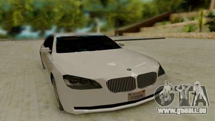 BMW 7 Series 750Li xDrive pour GTA San Andreas