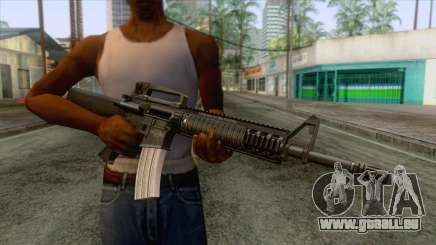 M16A4 Assault Rifle pour GTA San Andreas