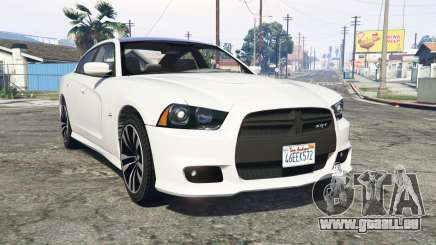 Dodge Charger SRT8 (LD) 2012 [replace] für GTA 5