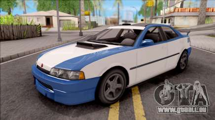 Cheval Nebula RS IVF pour GTA San Andreas