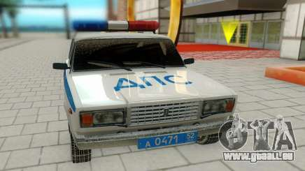 VAZ 2107 DPS für GTA San Andreas