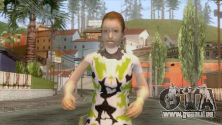 New Swfyri Skin pour GTA San Andreas