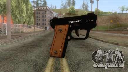 GTA 5 - SNS Pistol für GTA San Andreas