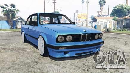 BMW M3 (E30) [replace] pour GTA 5
