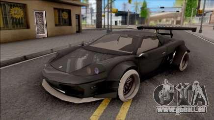 Rocketbunny Turismo v2 für GTA San Andreas