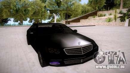 Mercedes-Benz C Class pour GTA San Andreas