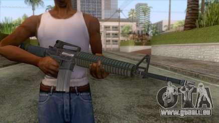 AMR-16 Assault Rifle für GTA San Andreas