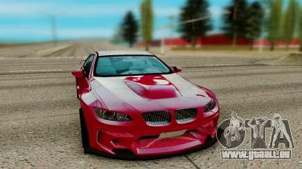 BMW M3 Е92 pour GTA San Andreas