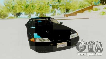 Nissan Skyline GT R32 für GTA San Andreas