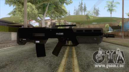 GTA 5 - Advanced Rifle pour GTA San Andreas