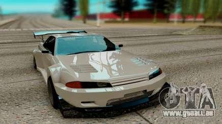 Nissan Skyline R32 GTR für GTA San Andreas