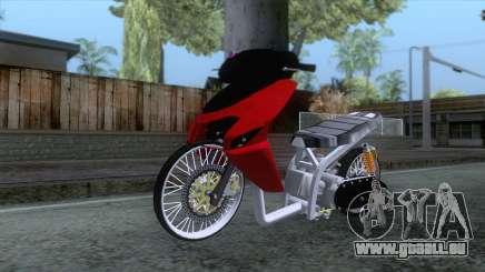 Honda Vario 110cc pour GTA San Andreas