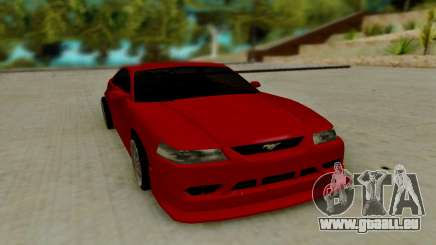 Ford Mustang Cobra SVT pour GTA San Andreas