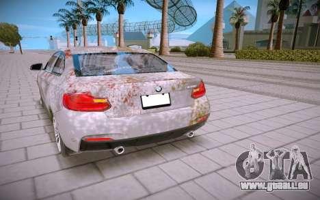 BMW M2 Coupe F87 für GTA San Andreas