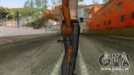 Volstead SMG Rifle für GTA San Andreas dritten Screenshot