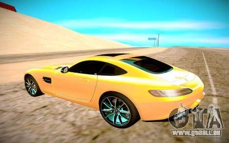 Mercedes-Benz AMG GT S für GTA San Andreas