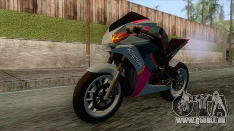 Kawasaki Ninja für GTA San Andreas