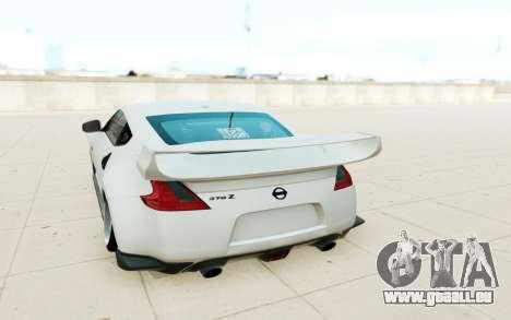 Nissan 370Z für GTA San Andreas