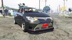 Toyota Vios (XP150) 2013 [replace]