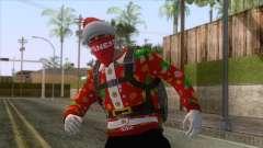 Christmas Skin 1 pour GTA San Andreas