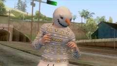 GTA Online - Christmas Skin 3 pour GTA San Andreas