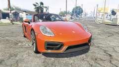 Porsche Boxster GTS (981) v1.2 [replace]