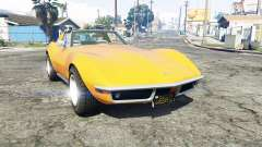 Chevrolet Corvette (C3) Stingray 1968 [replace]