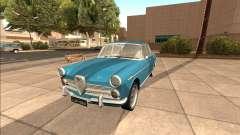 Alfa Romeo FNM 2000 JK 1960 für GTA San Andreas