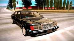 Mercedes-Benz E500 W124 1992
