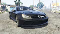 Mercedes-Benz SL 65 AMG (R230) v1.2 [replace]