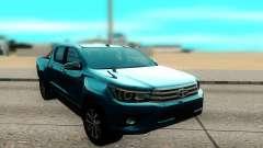 Toyota Hilux Sr5 2017 für GTA San Andreas
