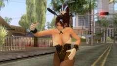 Mai Shiranui Bunny Skin für GTA San Andreas