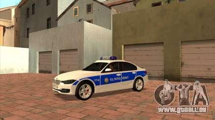 BMW 328i YPX pour GTA San Andreas