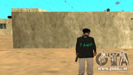 The Ballas Gang pour GTA San Andreas