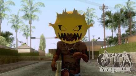 Final Fantasy Mobius - Oglock Skin v10 für GTA San Andreas
