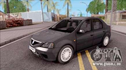 Dacia Logan Prestige 1.6 16v für GTA San Andreas