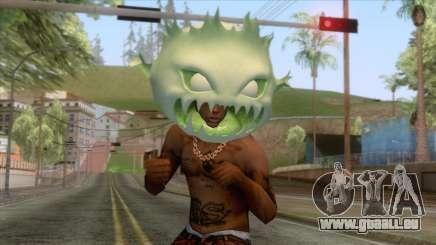 Final Fantasy Mobius - Oglock Skin v8 für GTA San Andreas