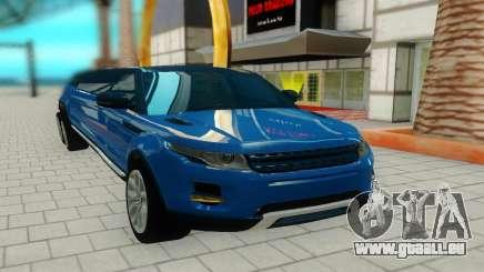 Range Rover 6x6 pour GTA San Andreas