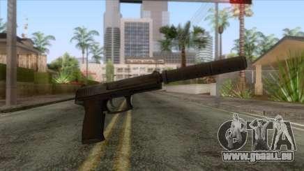 Heckler & Koch MK23 Silenced für GTA San Andreas